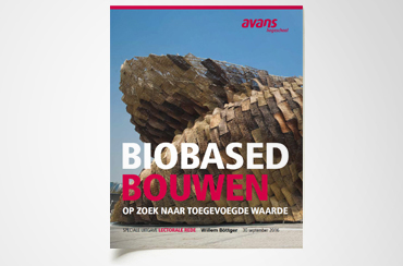 Biobased Architecture Magazine - Avans University - web
